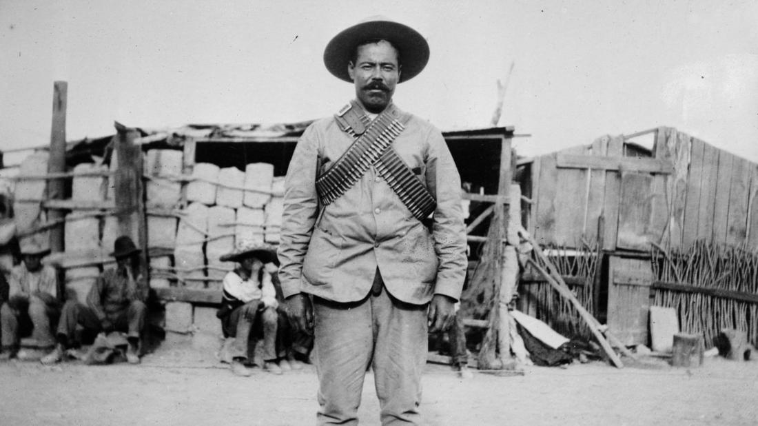 Pancho Villa historic photo