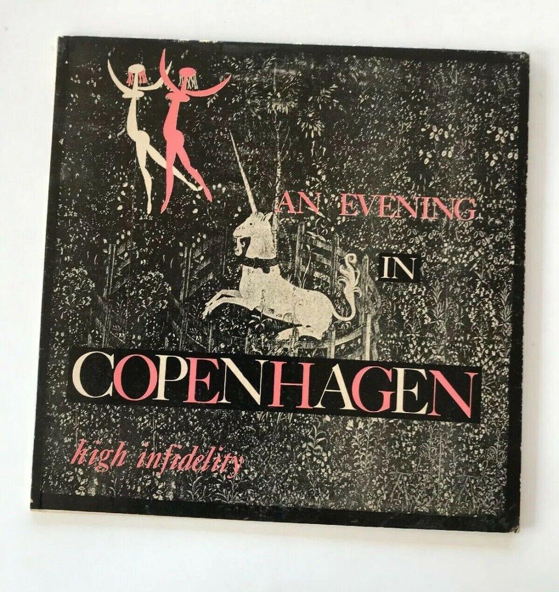 "Cover of ""An Evening in Copenhagen"""