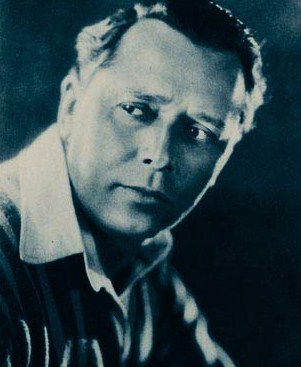 Portrait photo of Theodore Kosloff from Photoplay magazine, 1920s